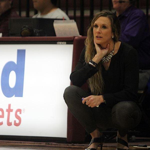 McMurry's women basketball coach resigns Densman-Roes
