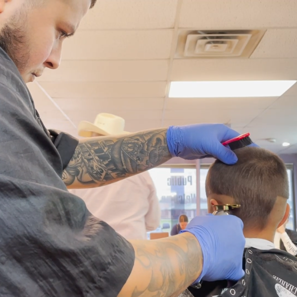Abilene barber academy gives free back-to-school haircuts